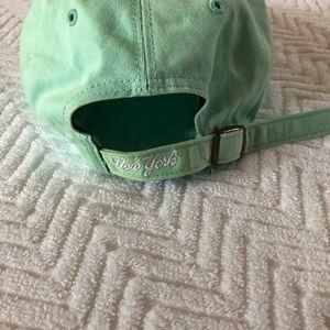 yankees cap Accessories - Light green Yankees baseball cap